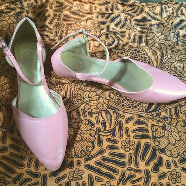 Pink Flatshoes Robshoes