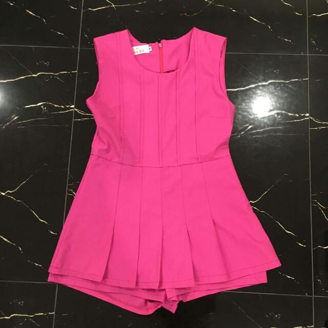 Pink Onesie/Jumper