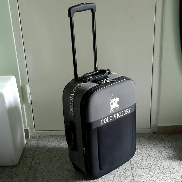 98e116116ed6 Polo Victory Cabin Luggage Bag on Carousell