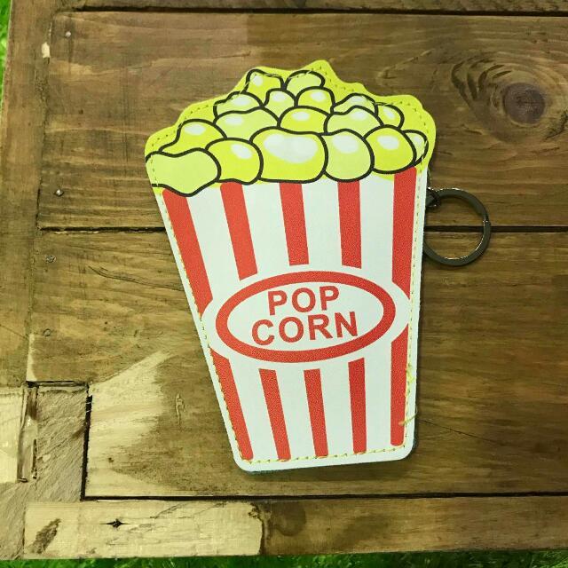 Popcorn Cute Pouch Wallet