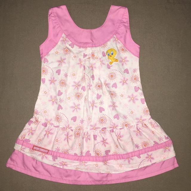 Preloved baby dress 9-12months