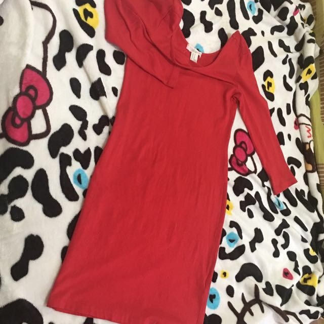 Preloved Fitted dress #F21