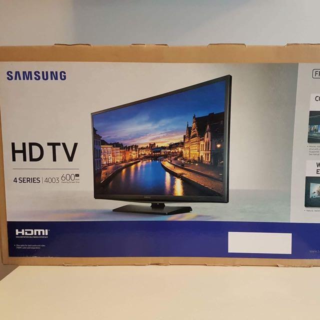 Samsung HD TV LED TV UA24h4003