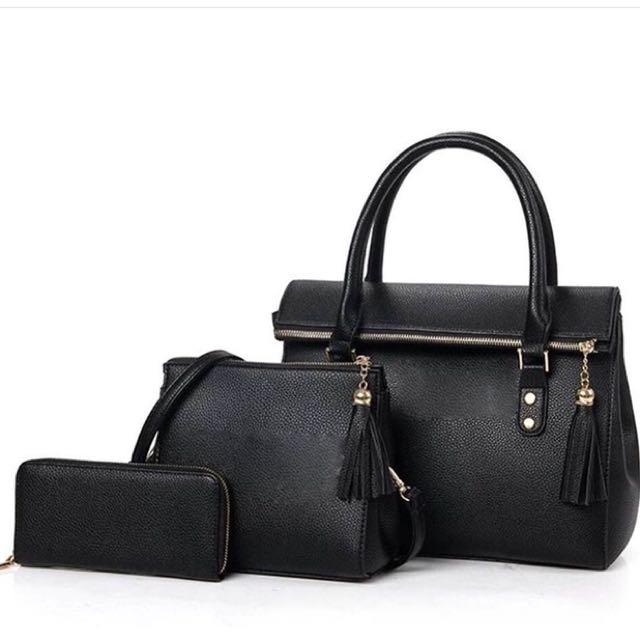 Satu set bag