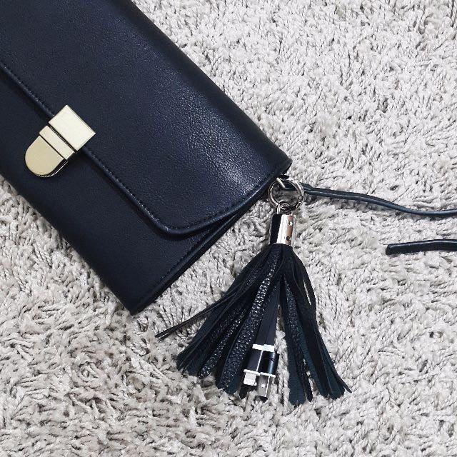 【SB】流蘇吊飾USB線