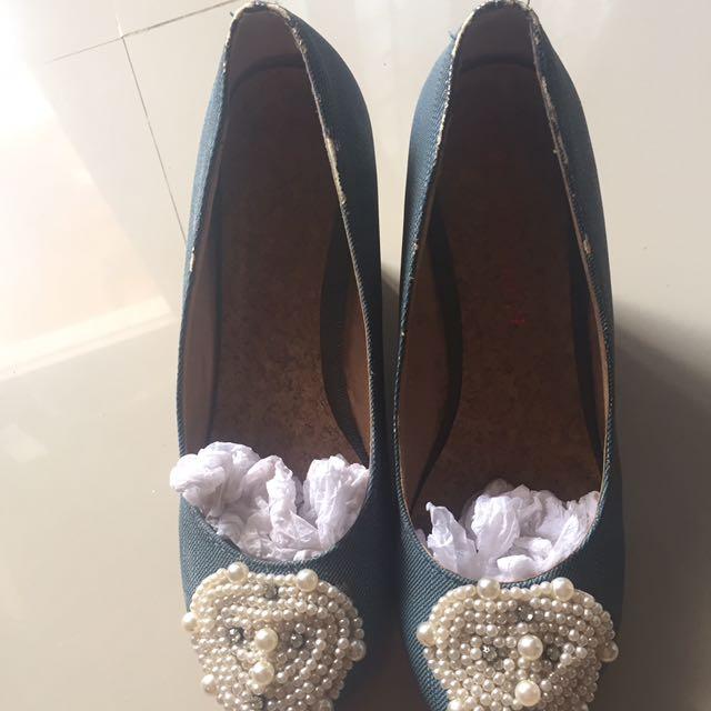 Sepatu Icon Ninety9 Sz 40