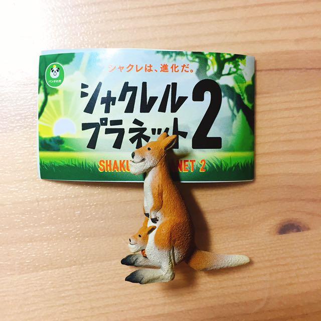 shakurel planet 下巴動物 戽斗動物2 袋鼠