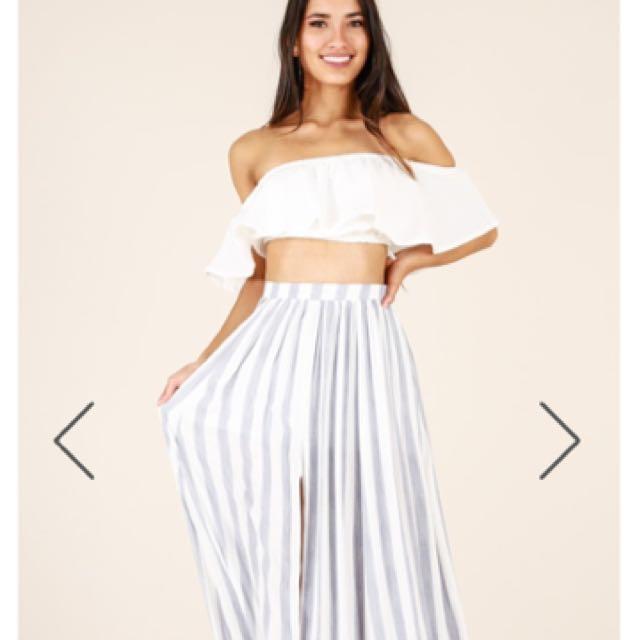 Show Po skirt