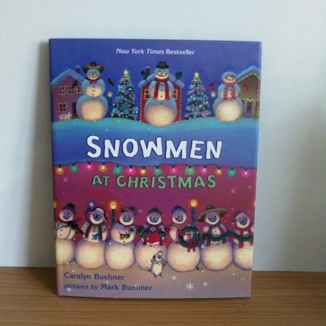 Snowman at Christmas (Hardcover)