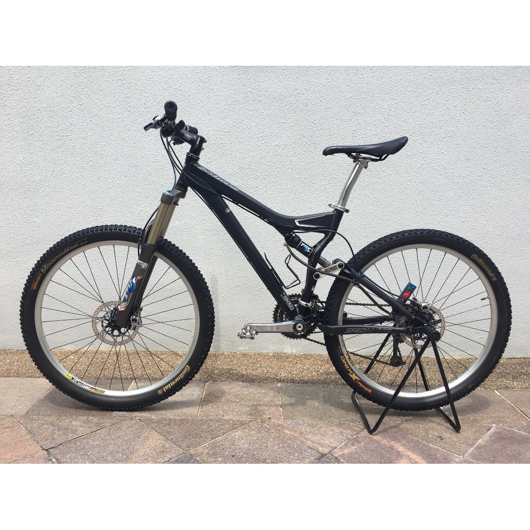 Specialized Stumpjumper FSR Pro 26\