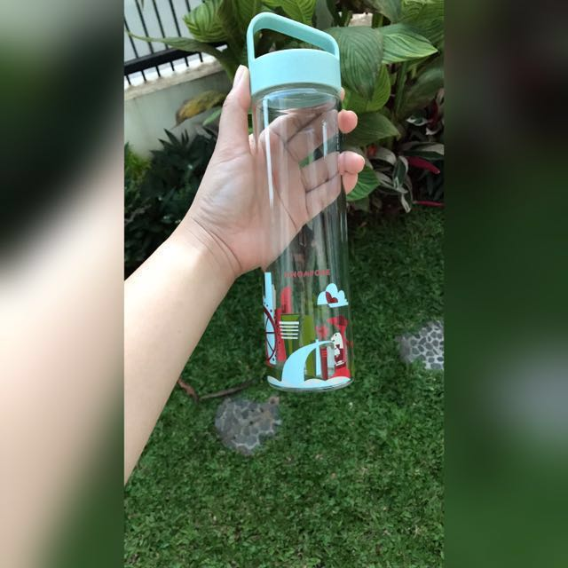 Starbucks Waterbottle - Singapore You're Here Collection (ON SALE)