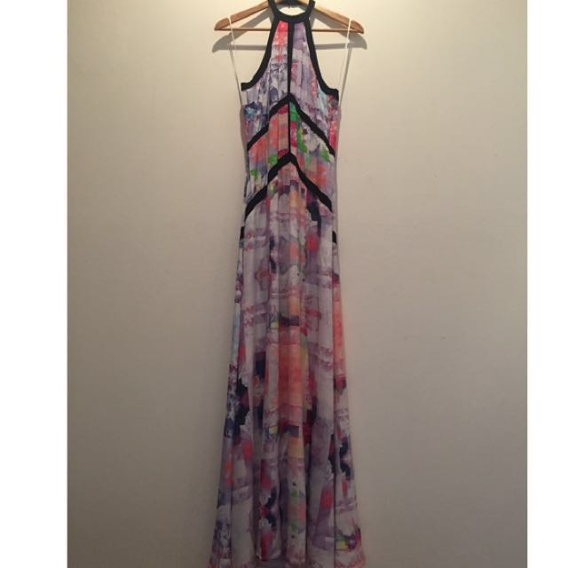 Suboo Maxi Dress Size 8