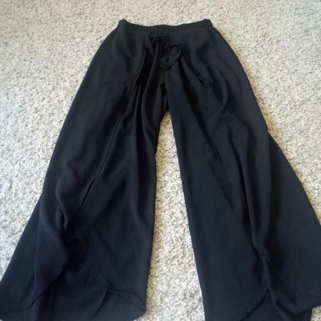 Summer flare pants