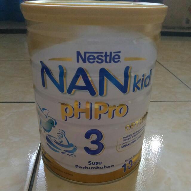 Susu NESTLE NAN PHP Pro 3