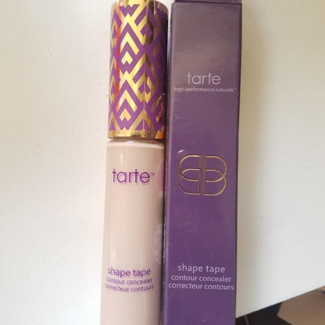 Tarte Shape Tape concealer Light genuine