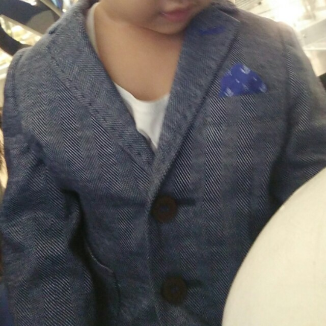 Ted baker formal suit for 1yr old