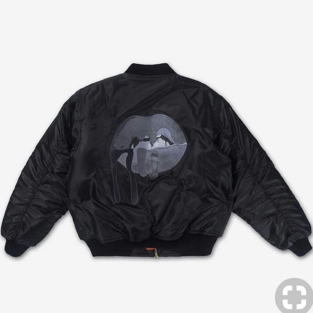 The Kylie Shop Bomber Jacket Limited Edition - Rare - SEND OFFERS SELLING ASAP