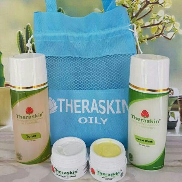 Theraskin Paket Oily
