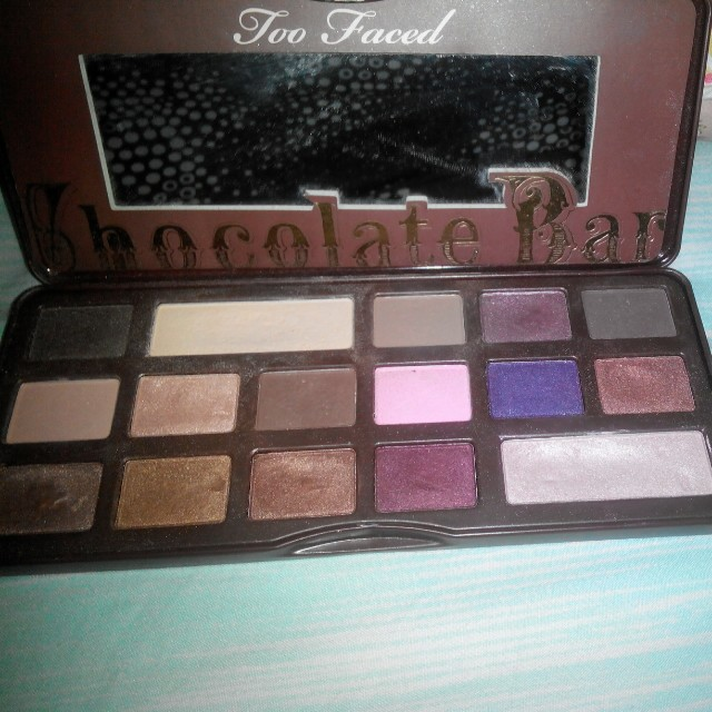 Reprice !Too Faced Chocolate Bar
