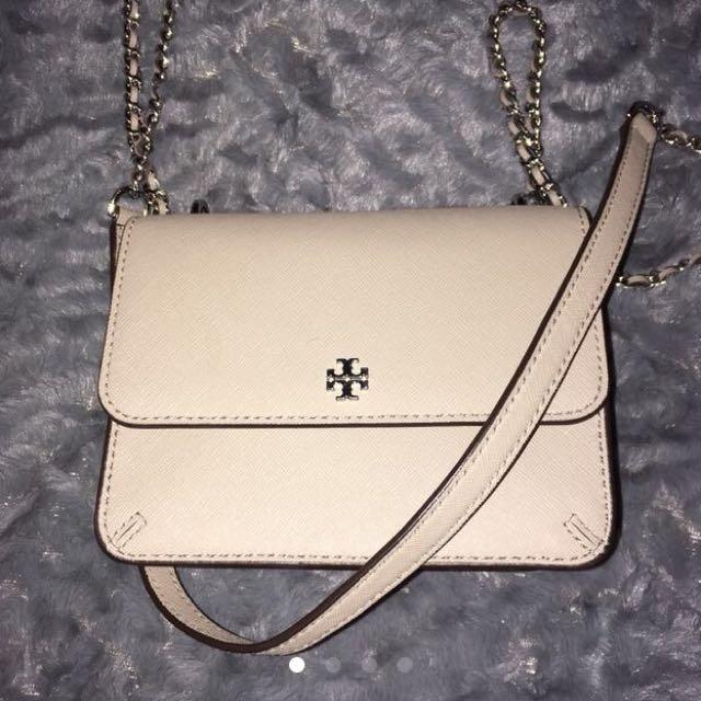 Tory burch elegant authentic purse