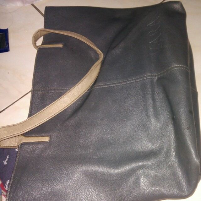 Tote Bag Zara Abu