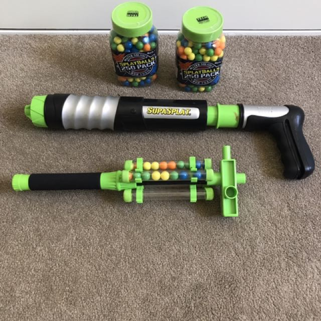 Toy Paintball Gun