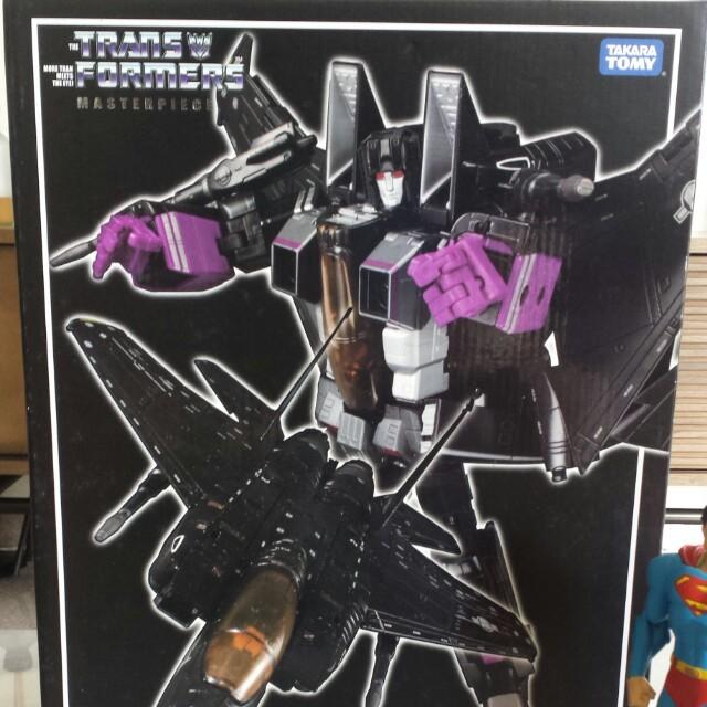 Transformers Masterpiece MP6 Skywarp