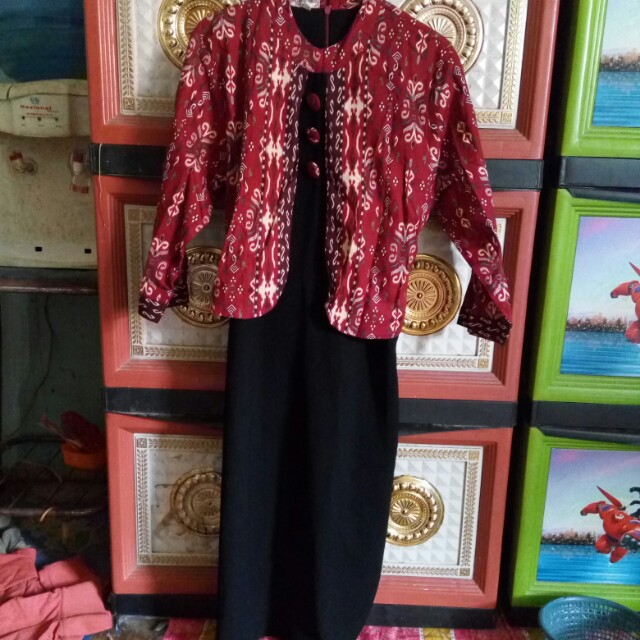 Tunik/dress batik