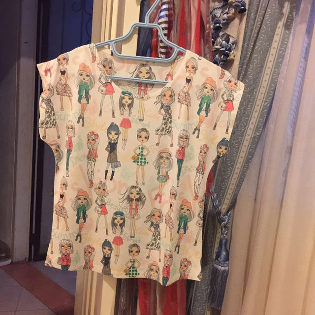 Unbranded Doll T-Shirt