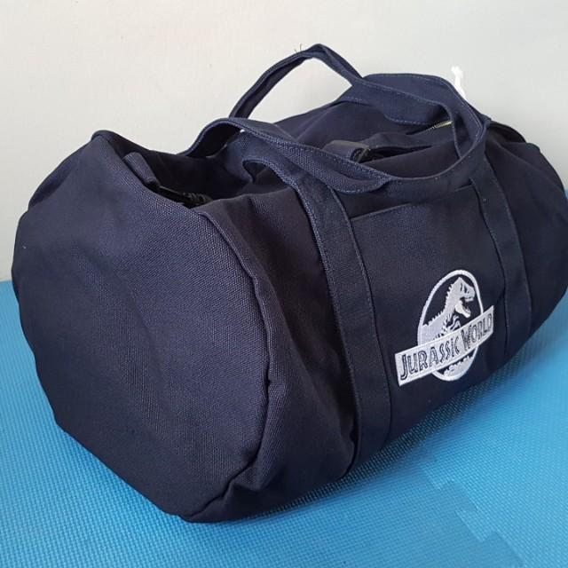 Universal Studio Jurrasic World Duffle Bag