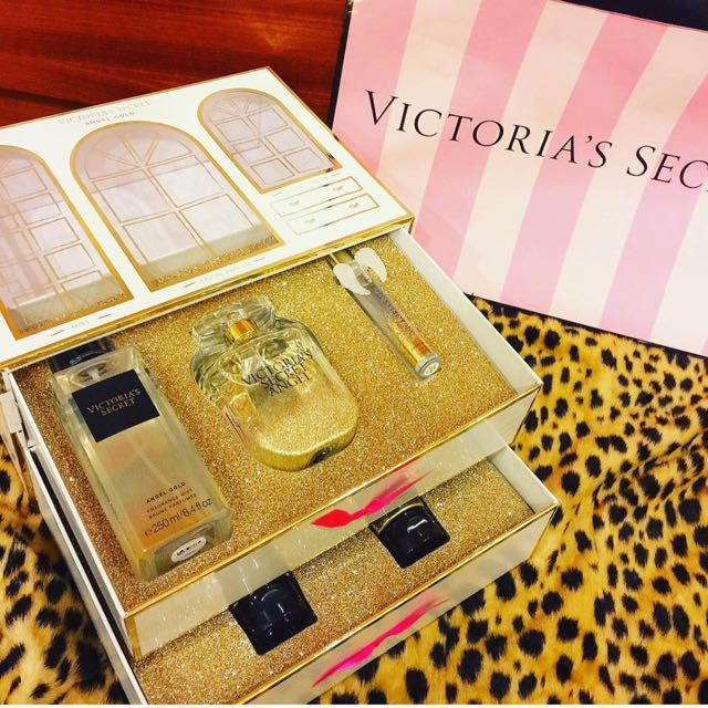 Victoria's Secret 金天使香氛系列 香水禮盒👼