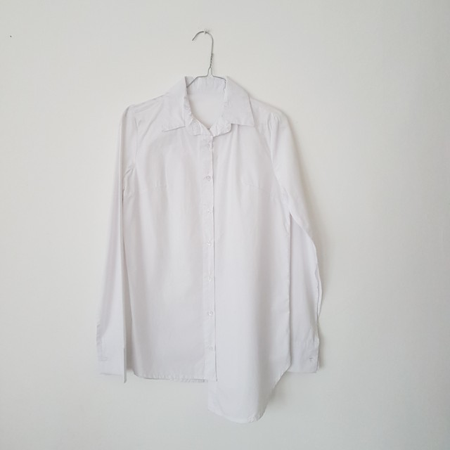 White long blouse