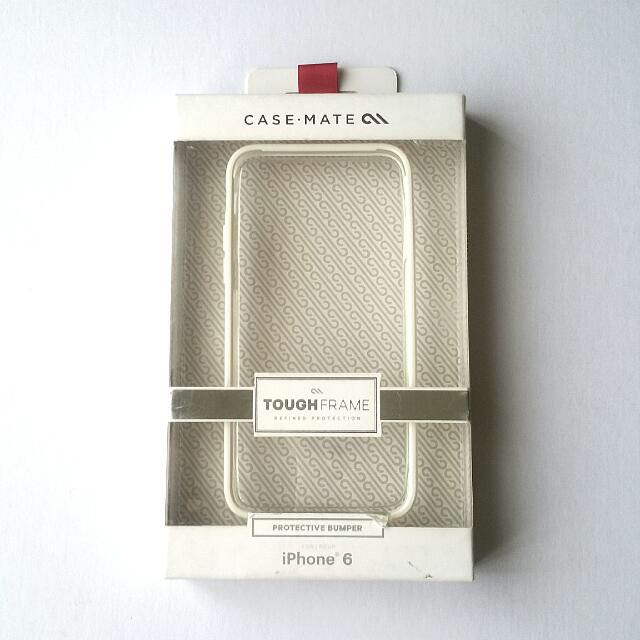 White Protective Case for iPhone 6