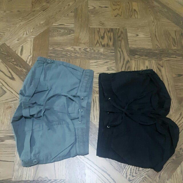 X2 Factory Shorts