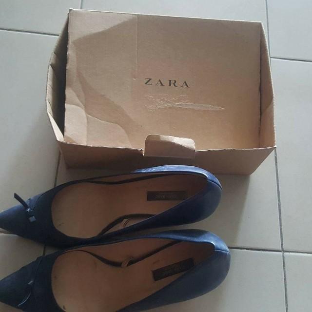 Zara office shoes