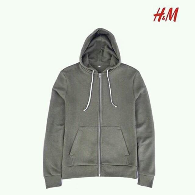 Zipper H&M