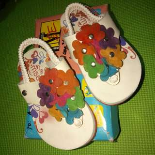 MSE sandals!