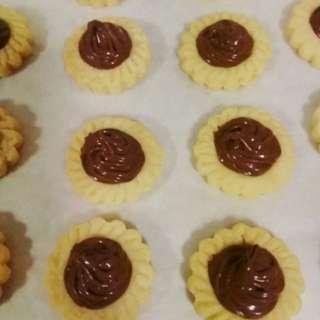 Jun's Nutella Tarts