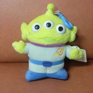 Toy Story Toy Stuffed Alien Doll Toy Use as Car Accessories