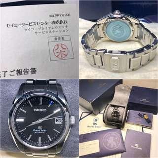 Grand Seiko SBGR023