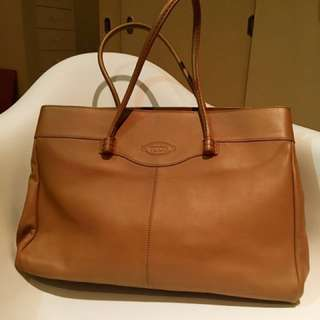 Tod's tote 8/10 new
