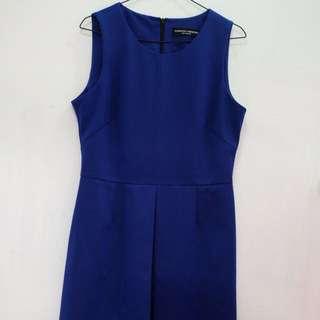 Dress Dorothy Perkins Biru