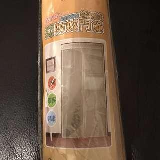 🚚 防蚊專用 蚊帳 門簾 磁性軟紗 四段強磁