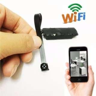 Hidden Nanny Cam WIFI IP Pinhole DIY Digital Video Camera Mini DVR