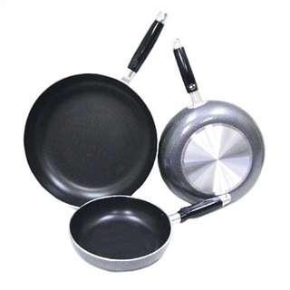 Cooking pan nonstick