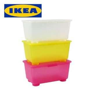 Ikea tub organizer 3 pcs