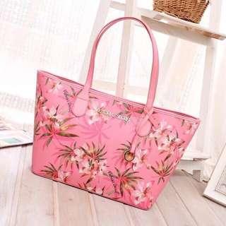 Victoria secret bag pink