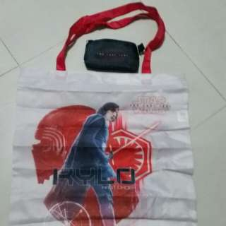 star wars tote bag limited collection war