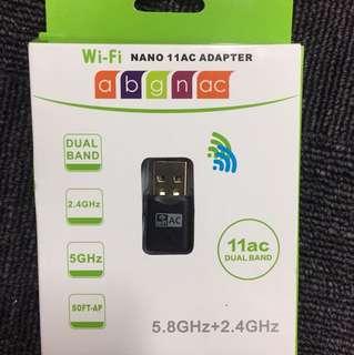 Wifi Nano 11AC Adaptor