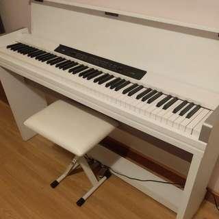 korg 350 電鋼琴$3400